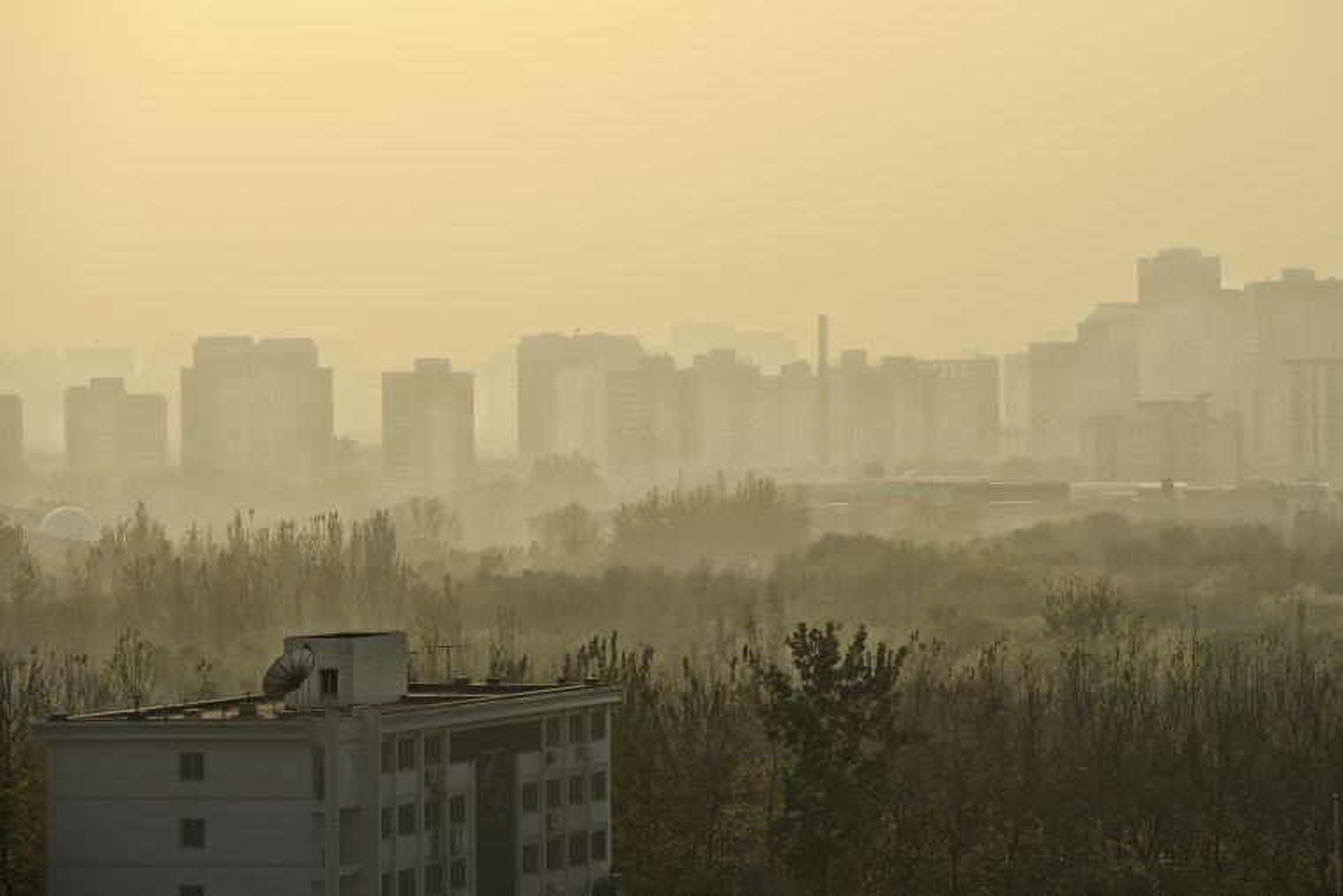 A légszennyezés növeli az agyvérzés kockázatát