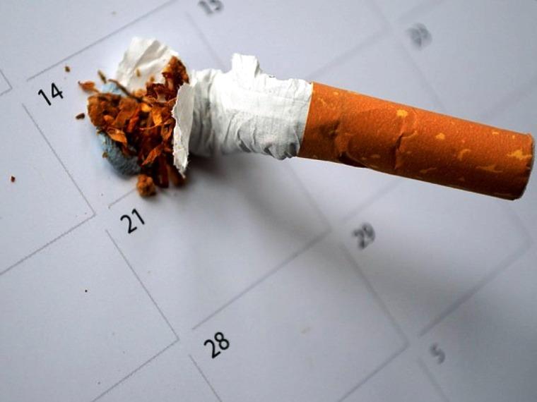 az emelt dohányzás leszokott a dohányzásról